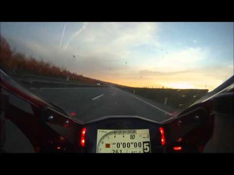 Ducati 1199 Top Speed