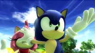 Sonic -The Fox- What Does The Fox Say? 720p