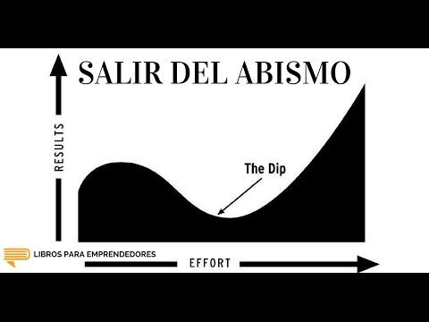 #030 - Salir del Abismo (The Dip) - Libros para Emprendedores