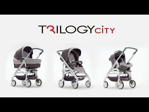 Inglesina Trilogy City - Demo