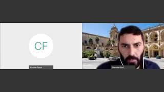 1st Event, Mazara del Vallo, Italy - Public Debate