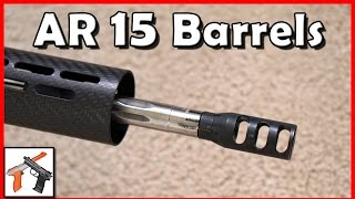 AR 15 Barrels - Part I: How to Choose Barrel Length, Twist Rate, and Gas System (AR15 / AR-15)