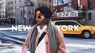 THE NYC DIARIES | Williamsburg + Manhattan