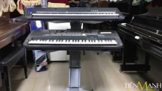 Cách lắp ráp Giá Organ 2 Tầng Nhôm Máy Bay siêu nhẹ KS-80A
