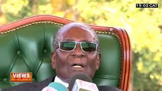 VIEWS ON THE CONTINENT DU 07 09 2018: MUGABE