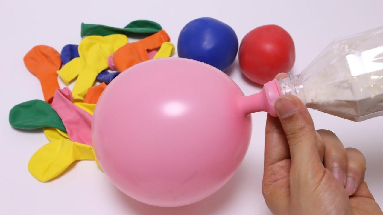 diy balloon stress ball youtube. Black Bedroom Furniture Sets. Home Design Ideas