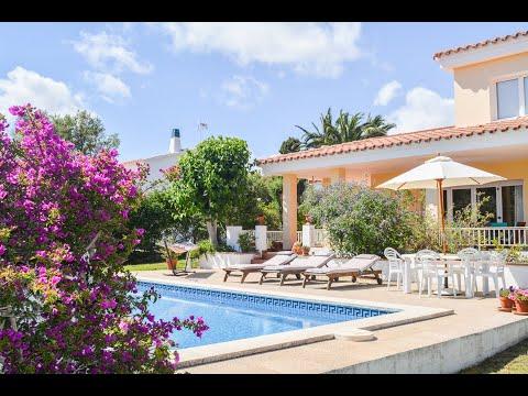Chalet con piscina en venta en Binixica, Menorca