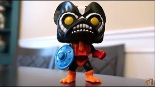FUNKO POP STINKOR COMIC CON 2018 EXCLUSIVE MASTERS OF THE UNIVERSE PATROUILLE OIL SCENTED  REVIEW