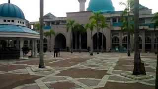 Masjid Sultan Haji Ahmad Shah(Simplified)
