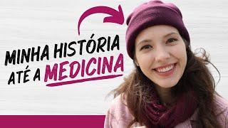 Minha história até PASSAR em MEDICINA na UFRJ ❤️ Sarah Schollmeier