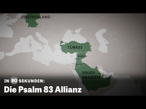 In 90 Sekunden  Die Psalm 83 Allianz