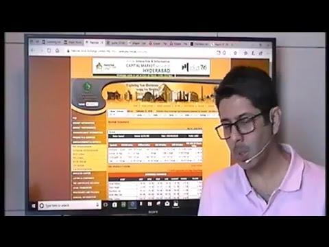 Pakistan Stock Exchange; Market Open Update