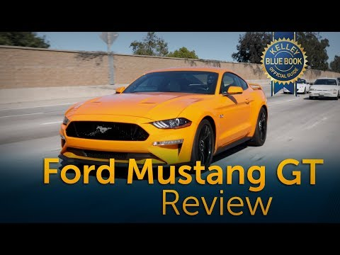 2018 Ford Mustang GT - Review & Road Test