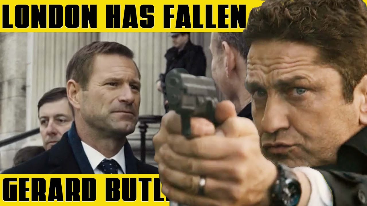 Download GERARD BUTLER Attack on the City | LONDON HAS FALLEN (2016)