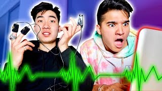 LIE DETECTOR TEST on RICEGUM! (he lied) thumbnail