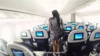 Thomson 787 Dreamliner to Mauritius - Premium Club