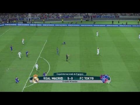 PES 2017 | Copa Internacional Real Madrid vs Tokyo FC