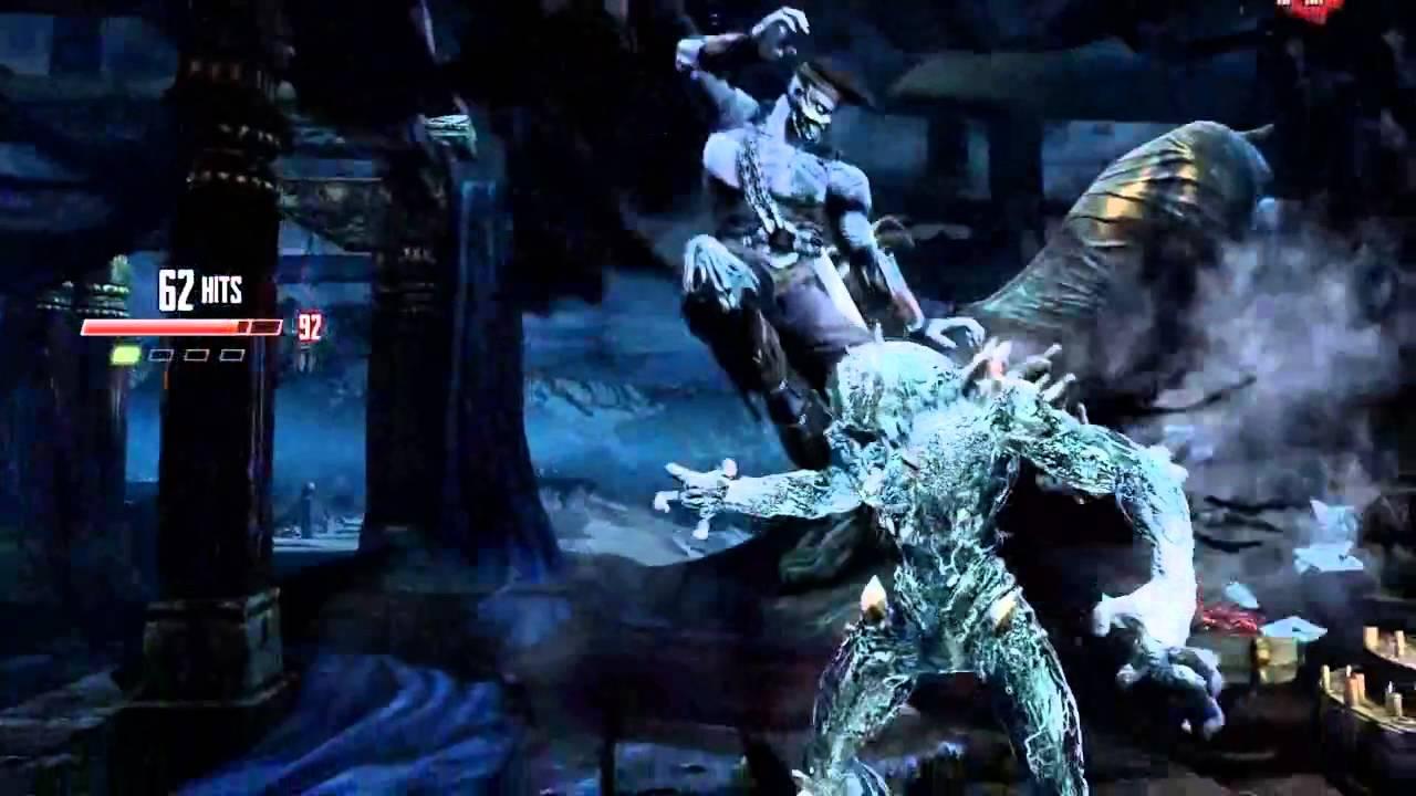 Guia: Killer Instinct Arcade y Super Nintendo   Critic's Sight