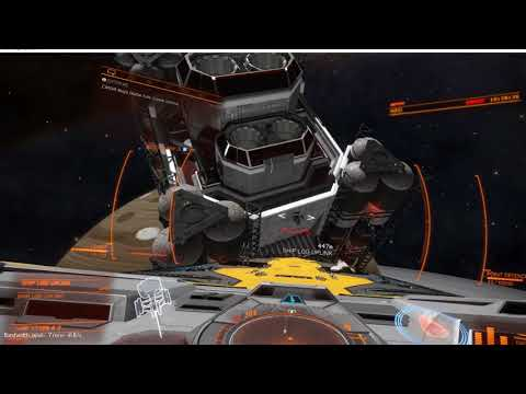 Elite Dangerous - Investigating the survey vessel Victoria's song