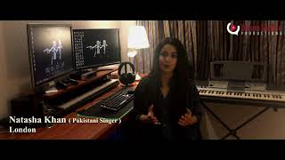 Pakistani Singer Natasha Khan's Message for We Are One Global Collaboration Song #Weareone