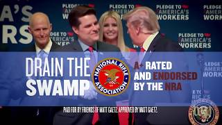 Stand with Trump - Vote for Gaetz!