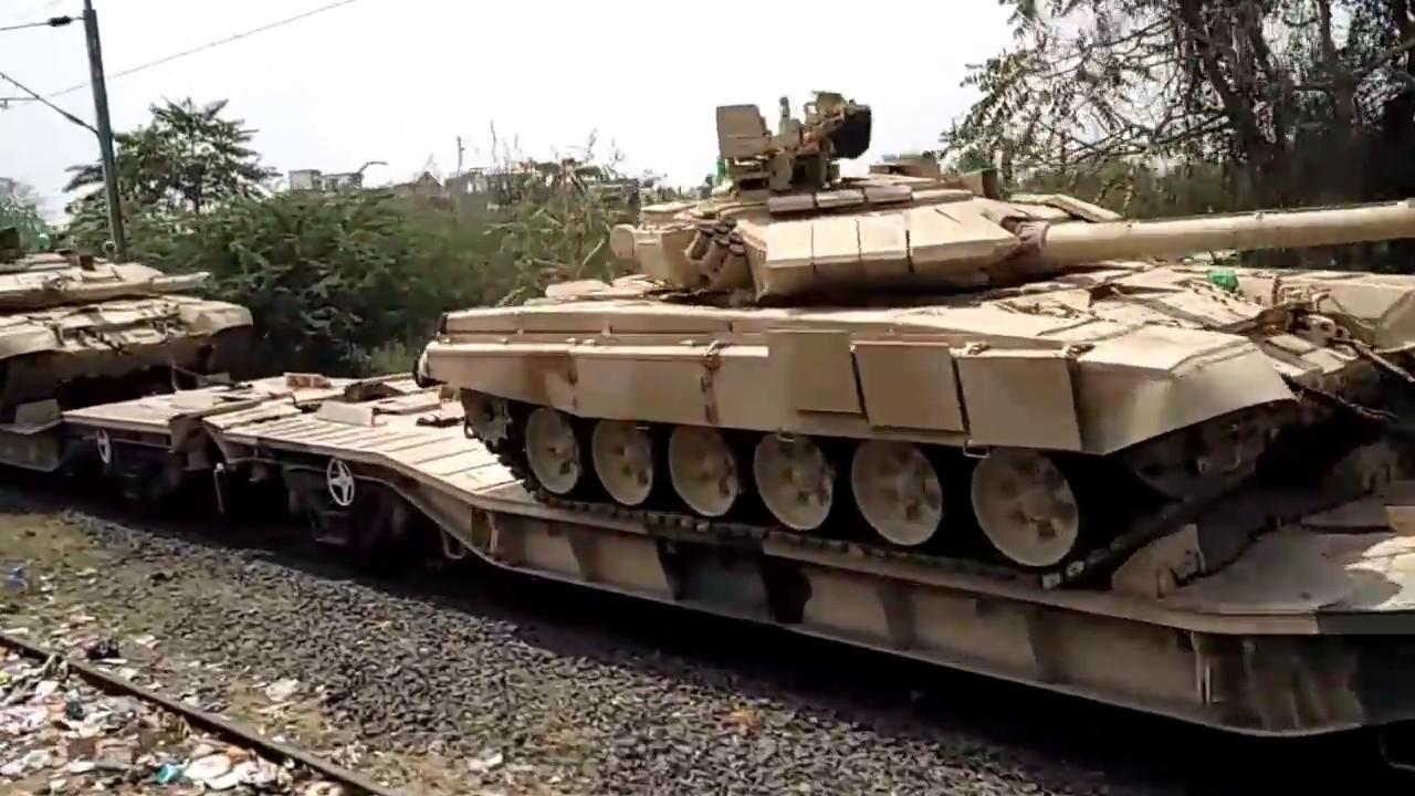 Tank indian army tank carrier train proud of indian army trending youtube - Army tank pictures ...