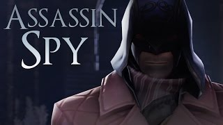 Team Fortress 2 Gameplay | Assassin's Spy