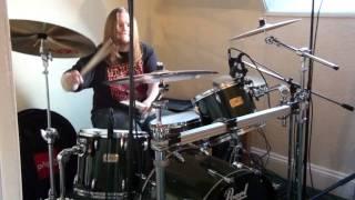 Led Zeppelin - Four Sticks (Drum Cover)