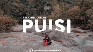 JIKUSTIK - PUISI ( FINGERSTYLE COVER ) | RELAXING GUITAR