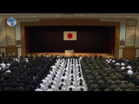 Japanese defence minister visits Yasukuni war shrine