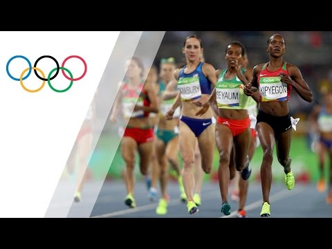 Rio Replay: Women's 1500m Final