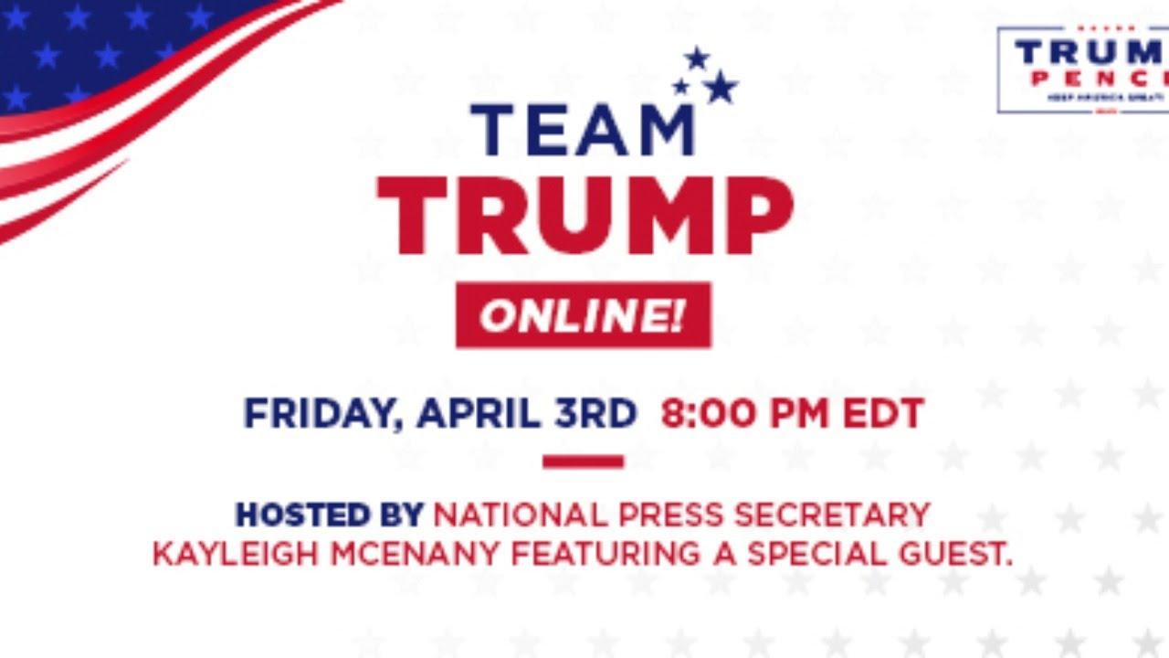 Team Trump ONLINE!