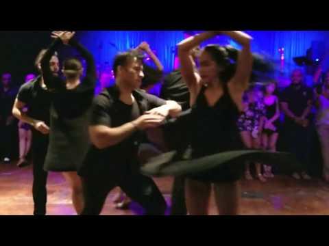 Stilo Dance Co. Performance @ The Live Salsa Fest