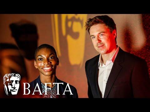 Michaela Coel & Andrew Buchan announce the noms for the Virgin TV BAFTATV Awards!