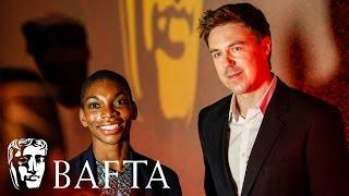 Michaela Coel & Andrew Buchan announce the noms for the Virgin TV #BAFTATV Awards!