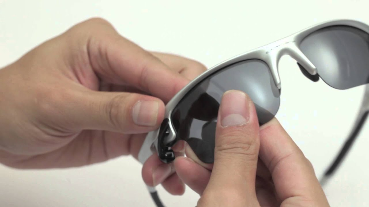 fast jacket oakley sunglasses qtcq  Oakley Fast Jacket XL Sunglasses Lenses ReplacementInstallation/Removal