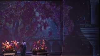Moores Opera Center Preview (April, 2015) - Rappaccini