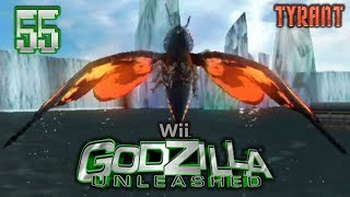 "Part 55 ""Story: Mothra (Tyrant)"" - Godzilla: Unleashed [Wii]"