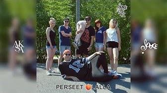 Aksa, Souce - Perseet Olalla (Official Music Video)