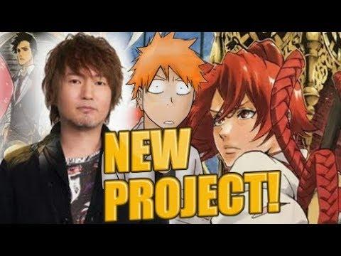 Bleach Creator Tite Kubo's New Project Scan REVEALED! Sakura Wars Designs 🌸
