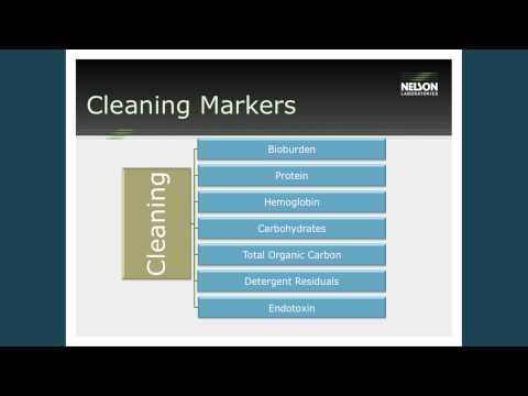 Cleaning Validations for Reusable Medical Devices & FDA Test Trends