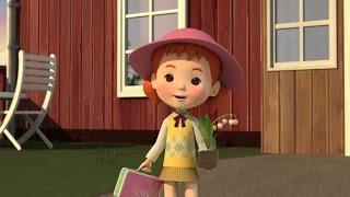 Робокар Поли - Приключение друзей - Экскурсия для Энни (мультфильм 37 в Full HD)