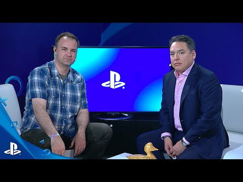 Shawn Layden - E3 2016 LiveCast | PS4
