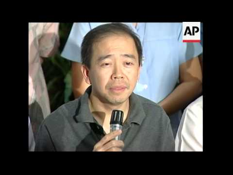Witness in corruption inquiry implicates President Arroyo's husband
