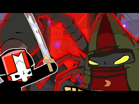 Stickman Vs Castle Crashers Bosses | Animation