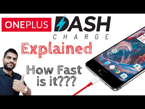 OnePlus 3 DASH Charging Technology Explained In Detail