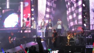 Inicio del Where We Are Tour PERU! (One Direction en Lima)