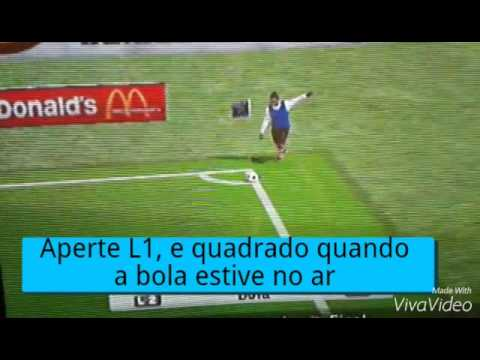 Como fazer gol de bicicleta no bomba patch para ps - YouTube 708d9d996d457