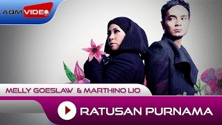 Melly Goeslaw & Marthino Lio - Ratusan Purnama (Theme Song AADC2) | Official Video