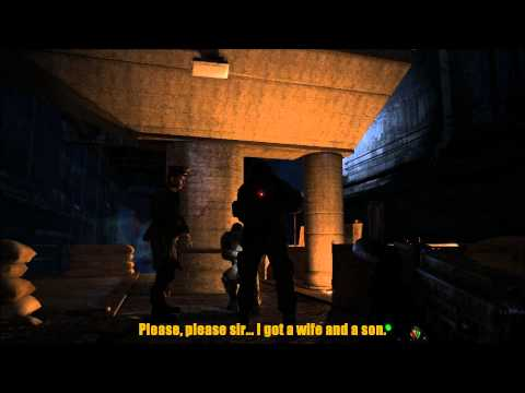 Metro 2033 - Front Line Conversations (Subtitled)